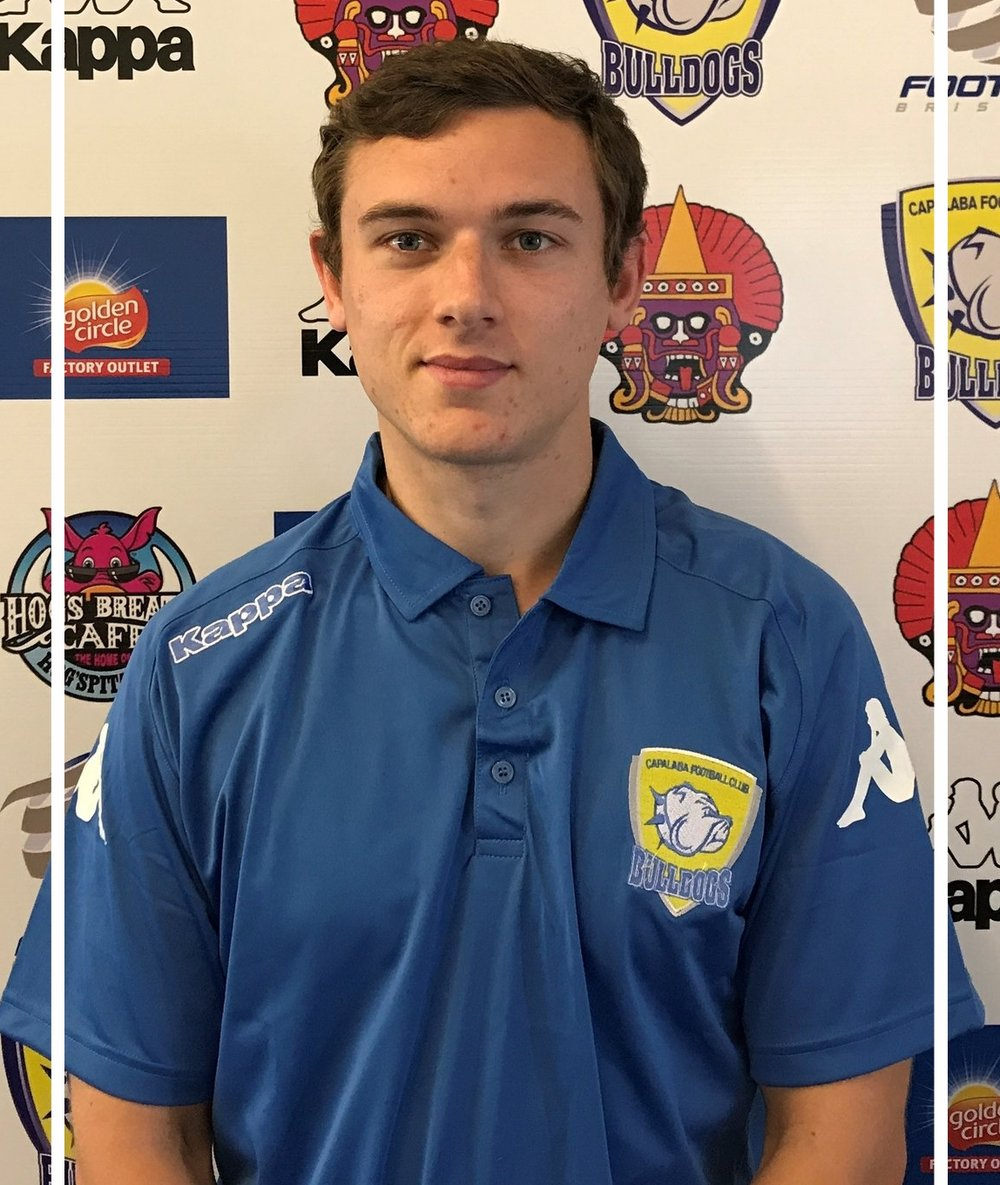 FQPL U16 Coach Daniel Baker