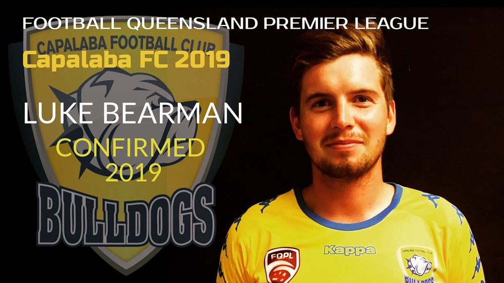 Luke Bearman signs new deal for Capalaba Bulldogs