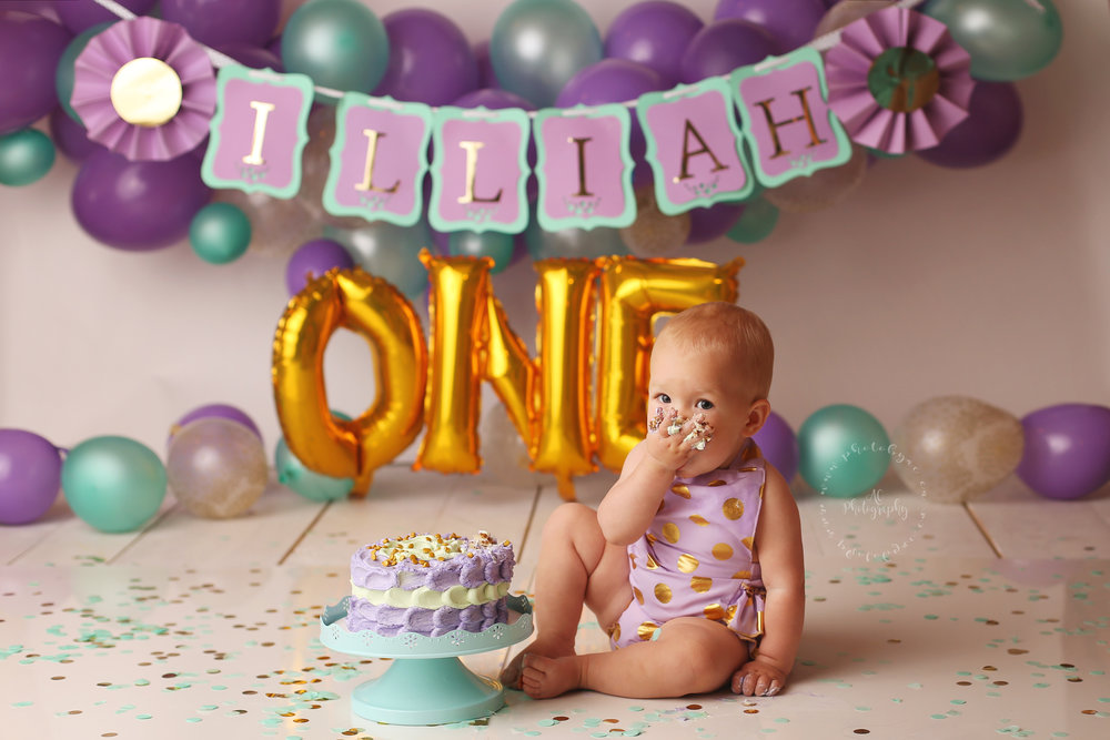 Illiah's adorable colored themed set! View her session  here.