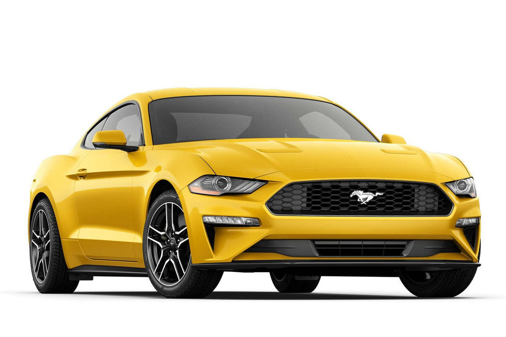 2015-2018 Ford Mustang Ecoboost -