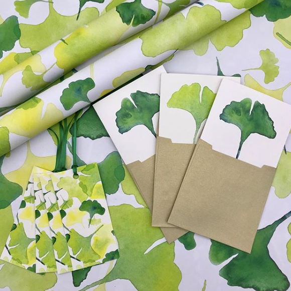 Becjo Designs - Cards + Gift Wrap