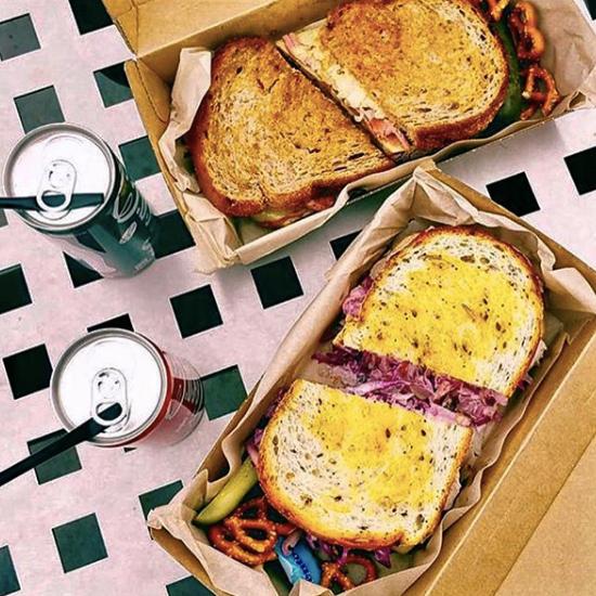 Mason Dixon - Sandwiches