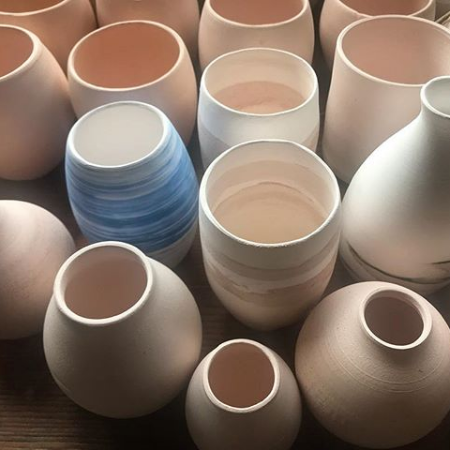 From The Clay - Ceramics