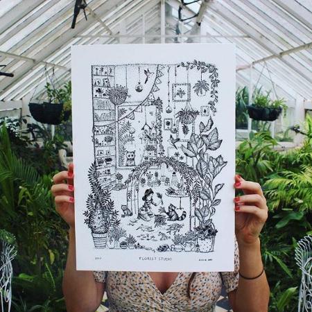 Jessica Jane - Illustrations