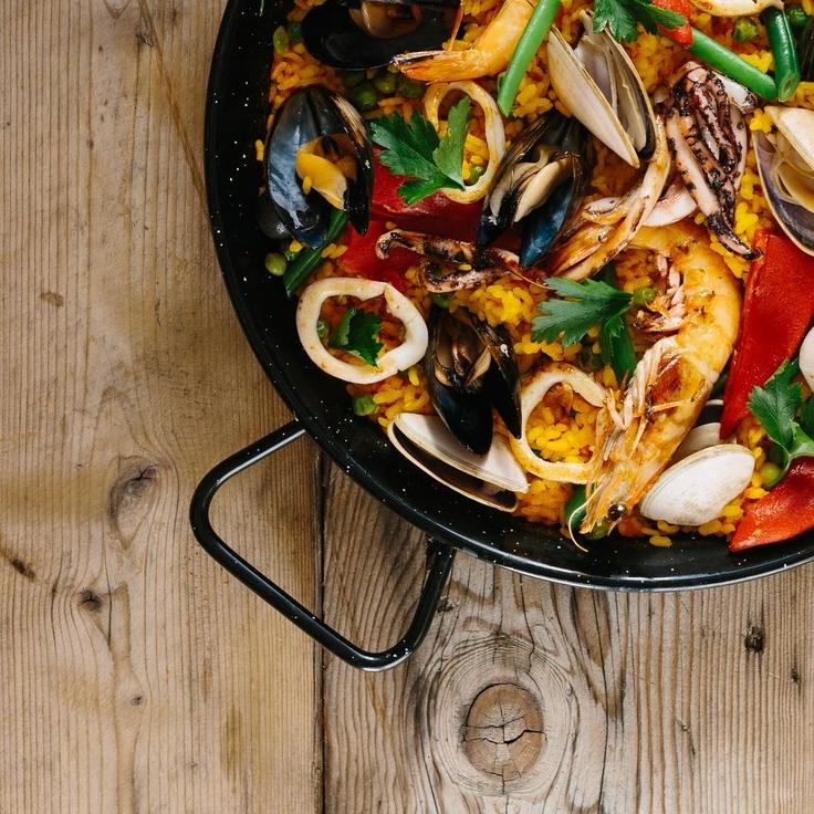 Gringo Paella - Food
