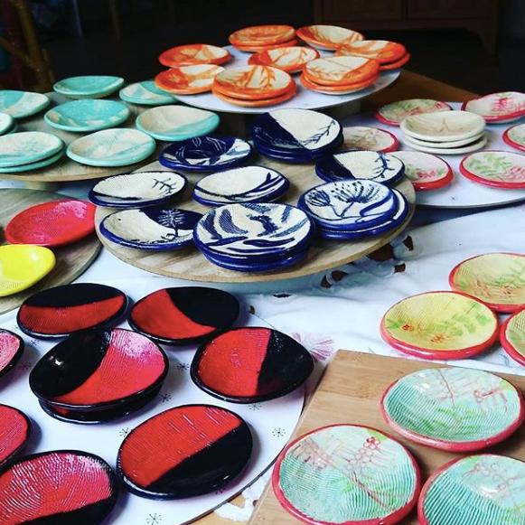 Jennifer Clarke - Ceramics