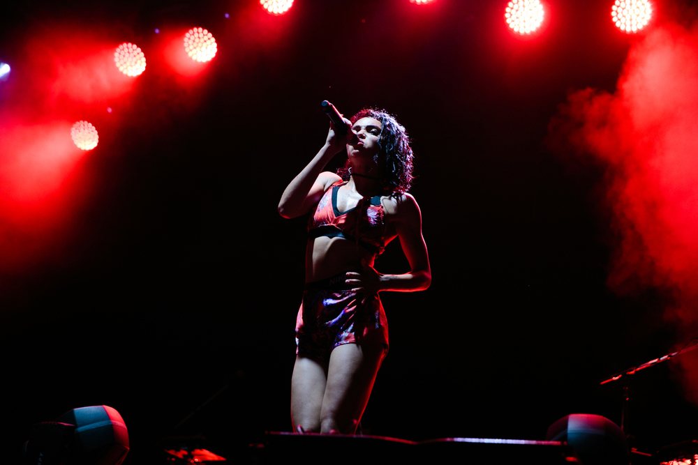 FKA TWIGS / LOLLAPALOOZA 15