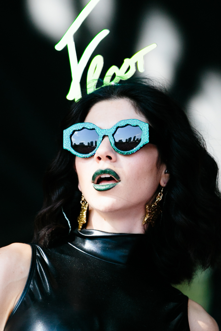 MARINA + THE DIAMONDS / LOLLAPALOOZA 15