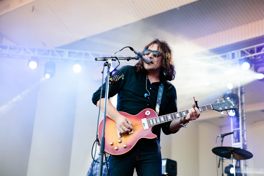 THE WAR ON DRUGS / LOLLAPALOOZA 15