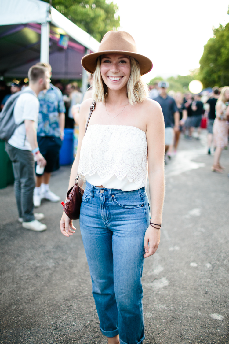LOLLAPALOOZA STREET STYLE FOR NYLON 2015