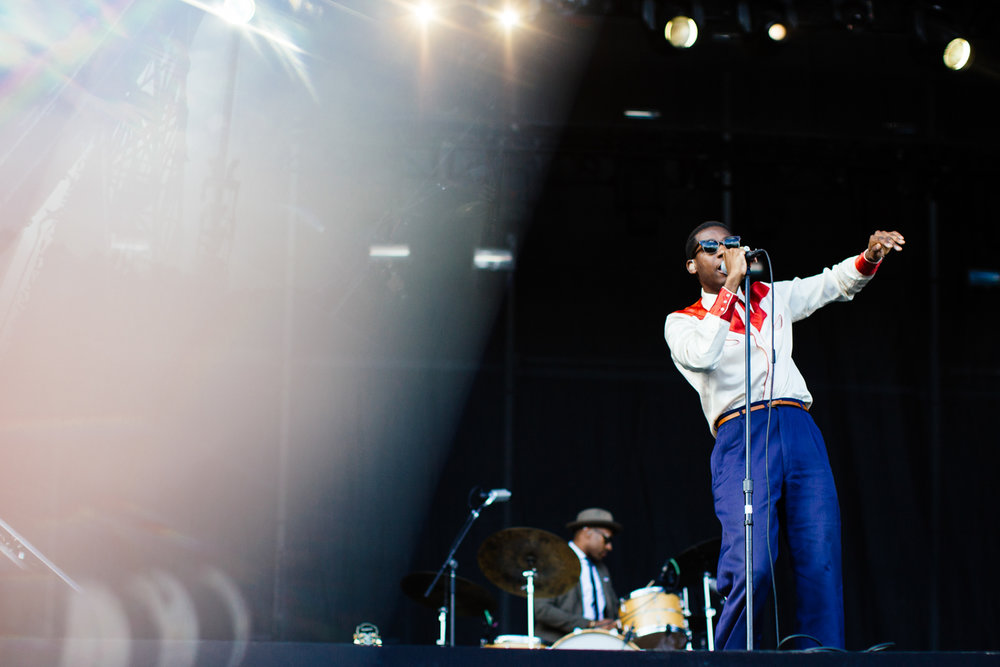 LEON BRIDGES / LOLLAPALOOZA