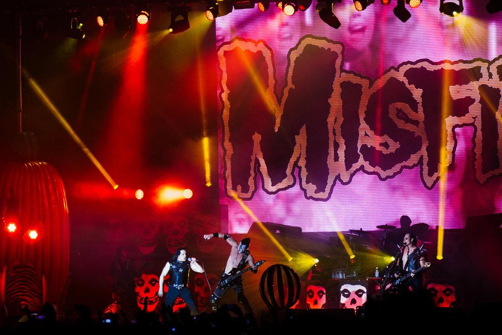 MISFITS / RIOT FEST