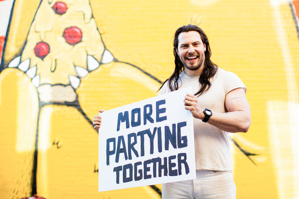 ANDREW WK FOR UNDER THE RADAR