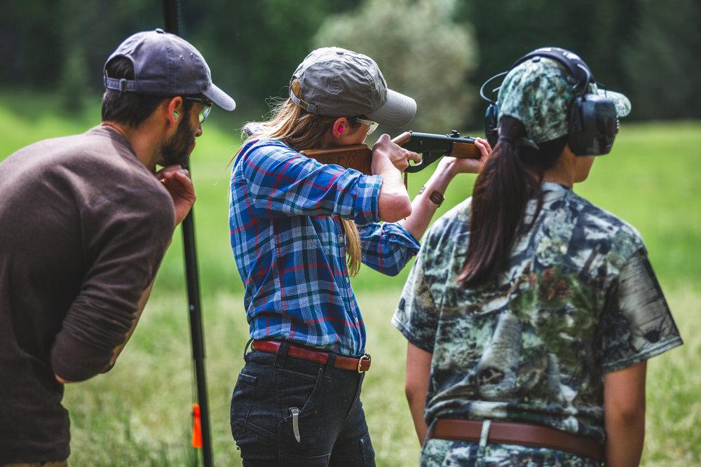 deer and elk hunting classes