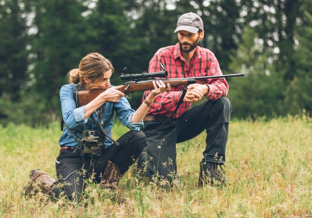 Searching for Connection: Learning to Hunt with Erin Kiley  for Filson Photography by  Max Kilibarda