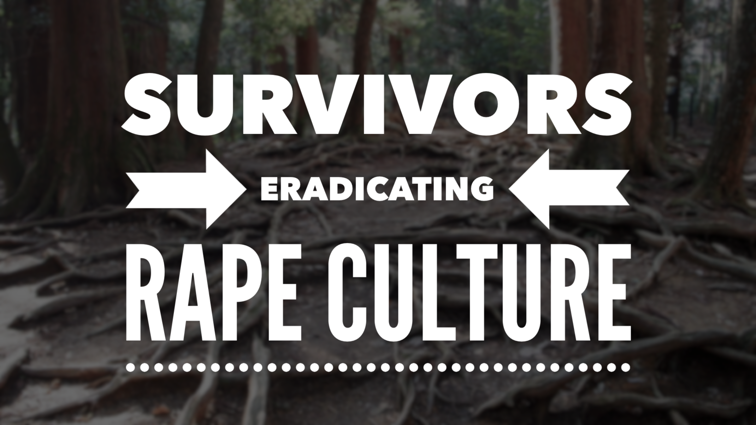 Survivors Eradicating Rape Culture