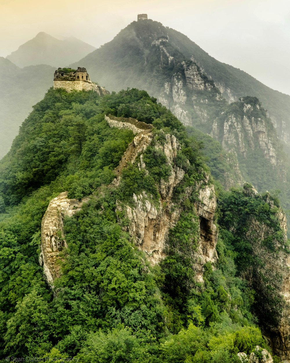 Jiankou, Great Wall of China.