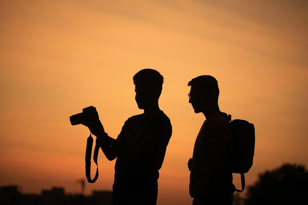 Learn the basics of photography, its not too hard :)