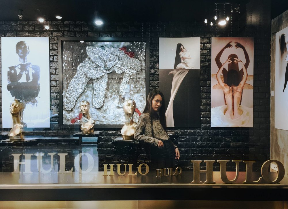Hulo Hotel + Gallery News: Featured as a resident artist. Works are currently exhibited and sold through a dedicated artist room and lobby. Medium: Illustration, Music, Photography Year: 2015 - present