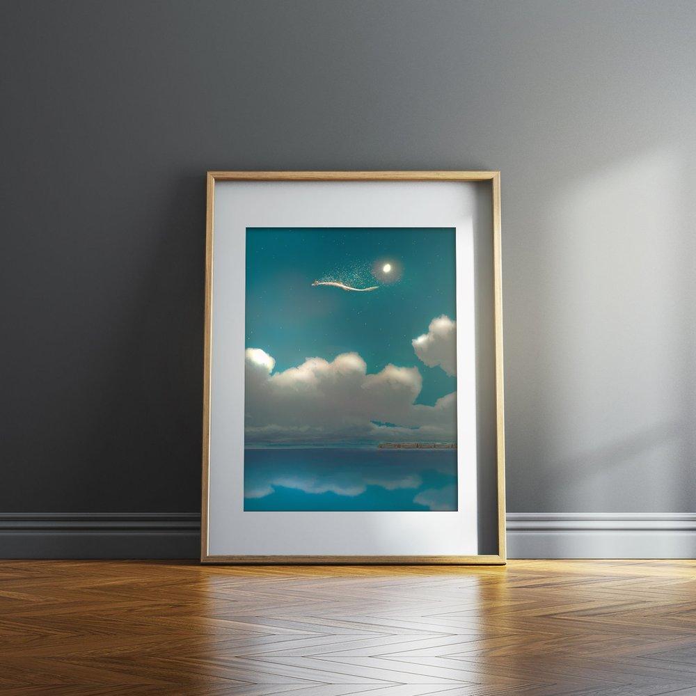 Framed -