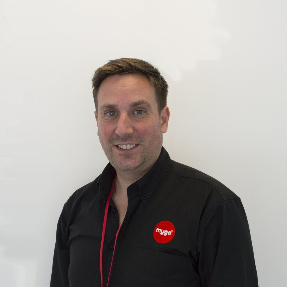 Scott  - Trainer