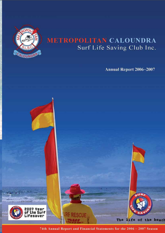 74th Annual Report and Financial Statements (2006-2007)