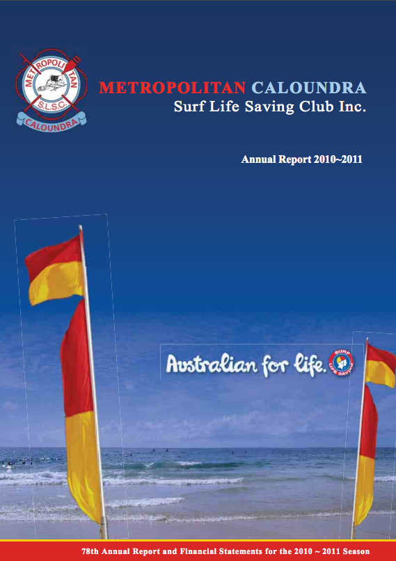 78th Annual Report and Financial Statements (2010-2011)