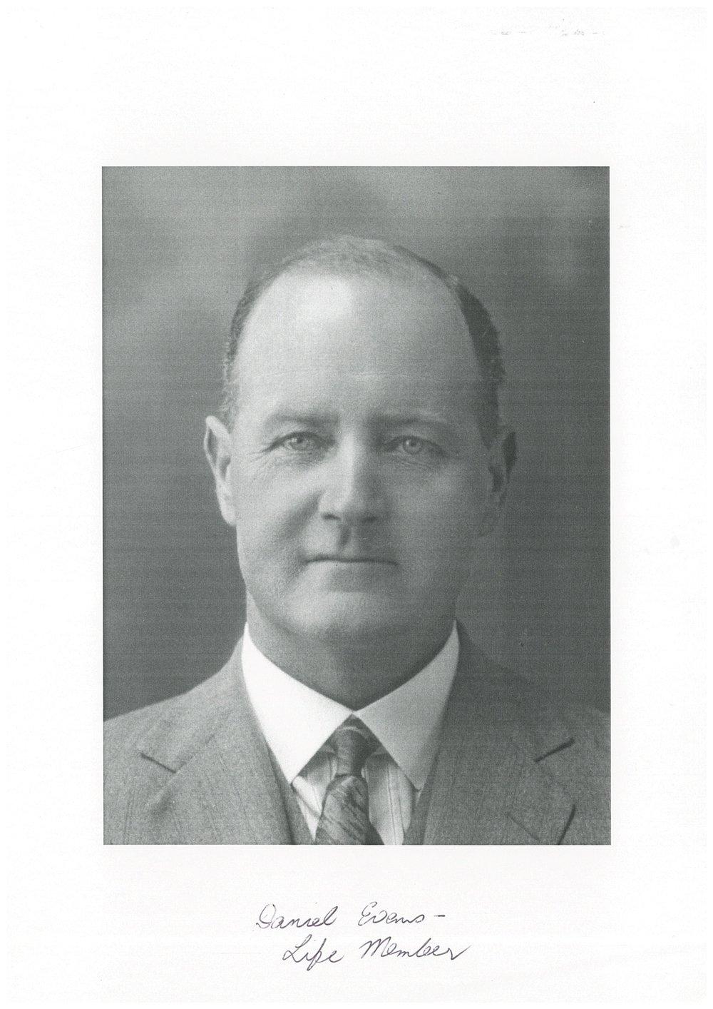 1949 - col. d.e.Evans