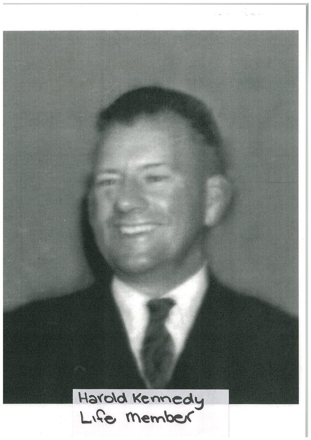 1956 - Harold Kennedy