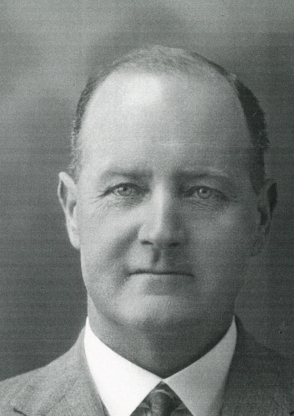 1949 - Colonel David Evans DSO VD*