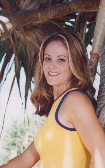 Shona McClelland 2001-02