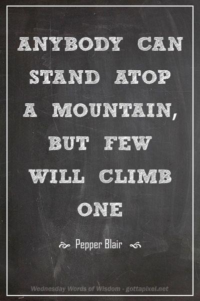 wednesdaywisdom for kili climbers.jpg