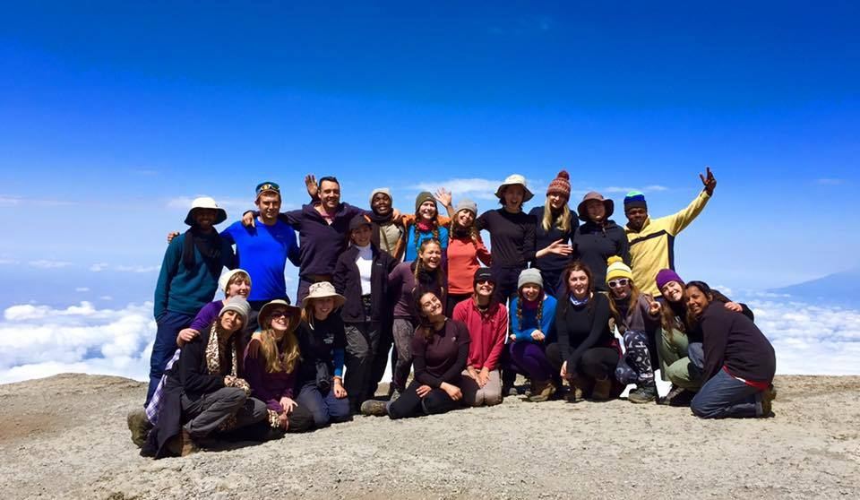 Leaving on May 17th, 2018... - 8 RU students will be taking on the challenge of a lifetime: trekking to the top of Mt. Kilimanjaro while raising thousands of dollars for Wateraid. Challenging themselves to this amazing accomplishment is something to be incredibly proud of and we encourage everyone to follow along in their journey.