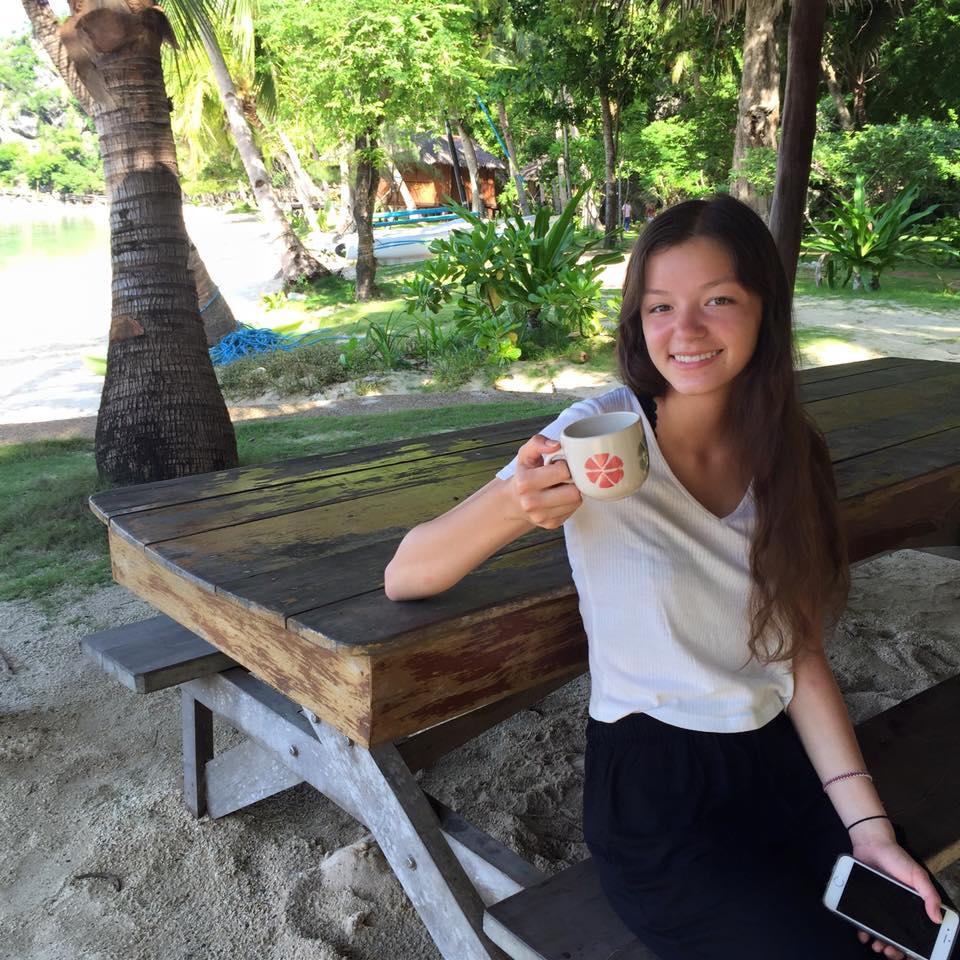 Phoebe Elizaga - GWU Challenge Leader