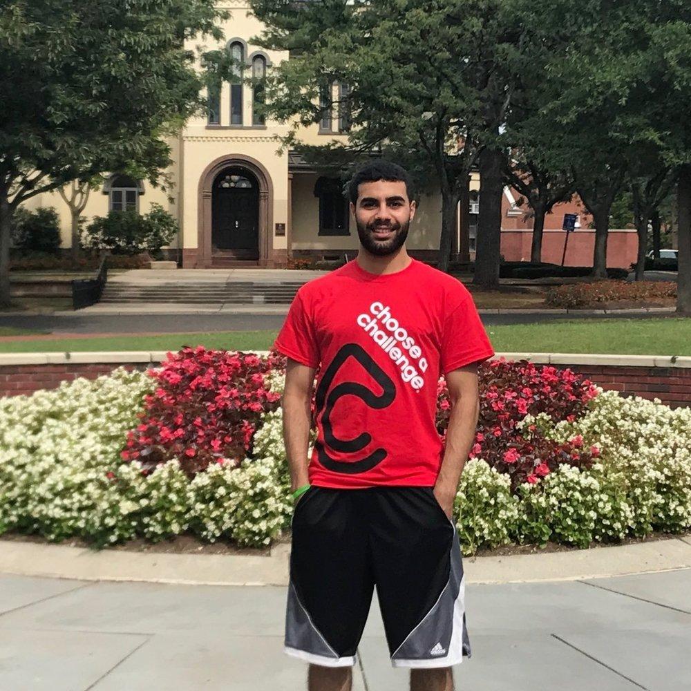Arsany Makkar Challenge Leader Rutgers University