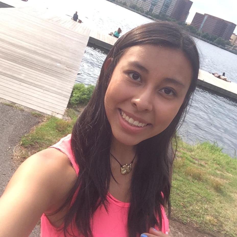 Ana Jiménez - Columbia/Barnard Challenge Leader
