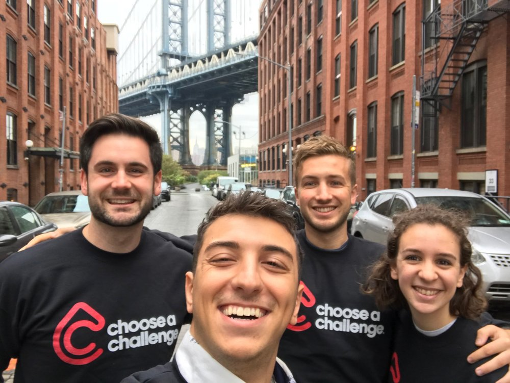 Video: Who are Choose a Challenge USA? - Watch our video to see the faces behind some of the worlds most exciting adventures