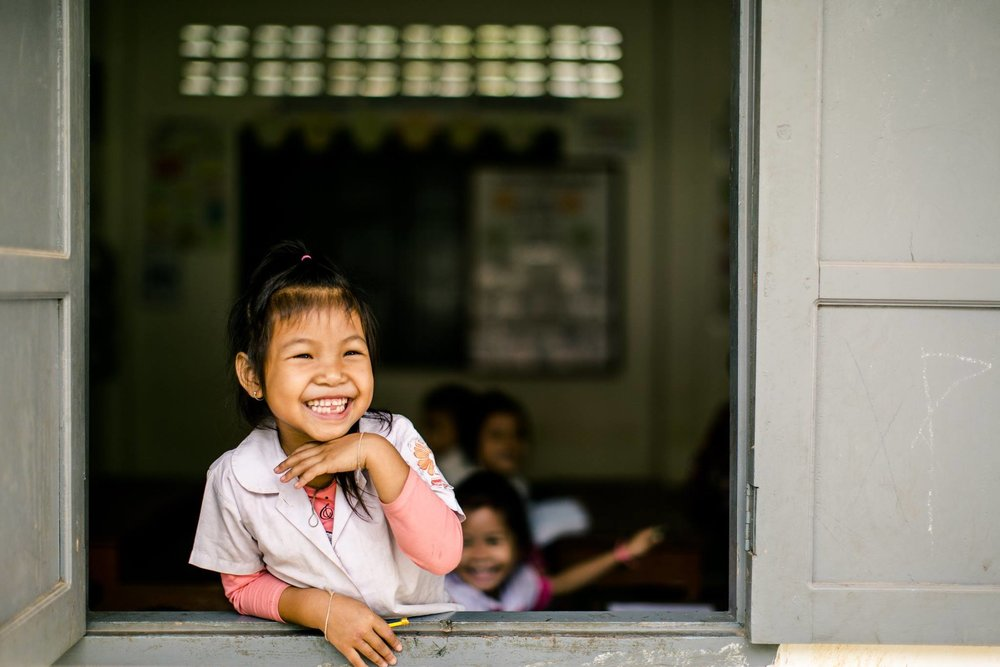 Pencils of Promise - In partnership with local governments and communities, Pencils of Promise create schools and education programs in Laos, Ghana, and Guatemala around the common goal of education for all.