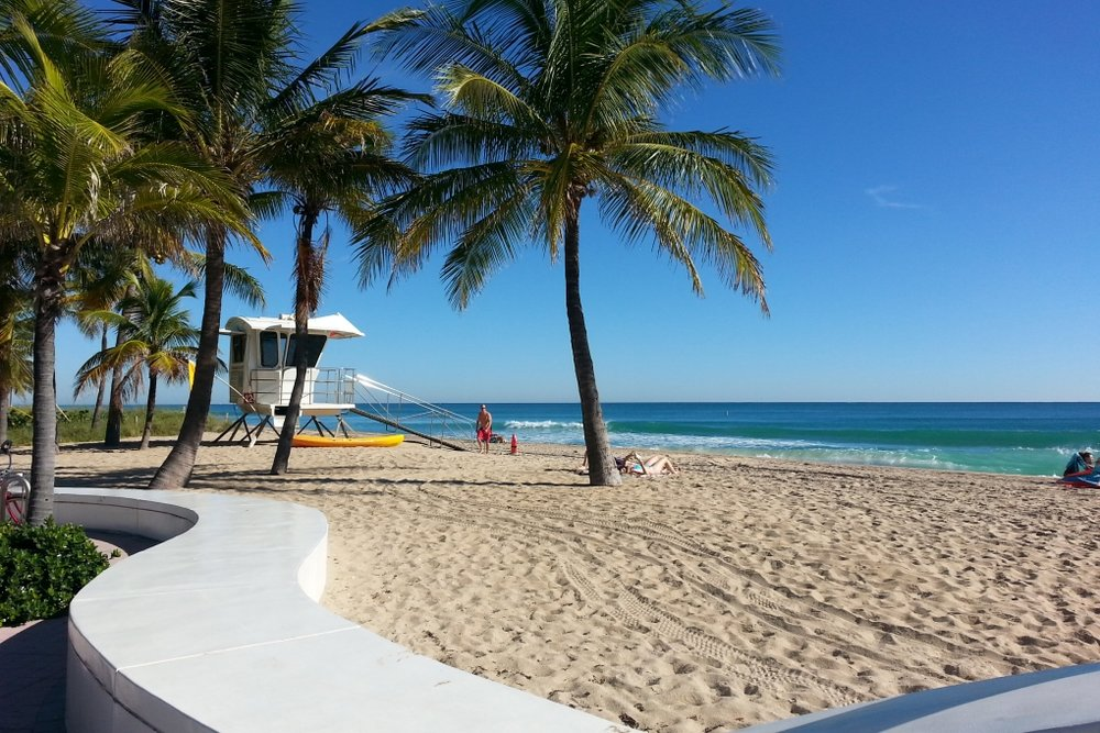 Fort Lauderdale Beach [Florida]