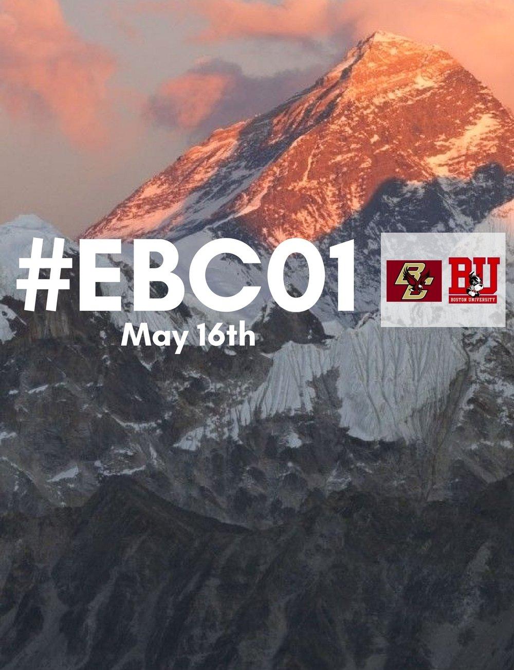 #EBC01 SCHOOLS:  Boston College Boston University
