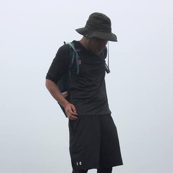 Ben Burtis  UMass Amherst  Challenge:  Kilimanjaro