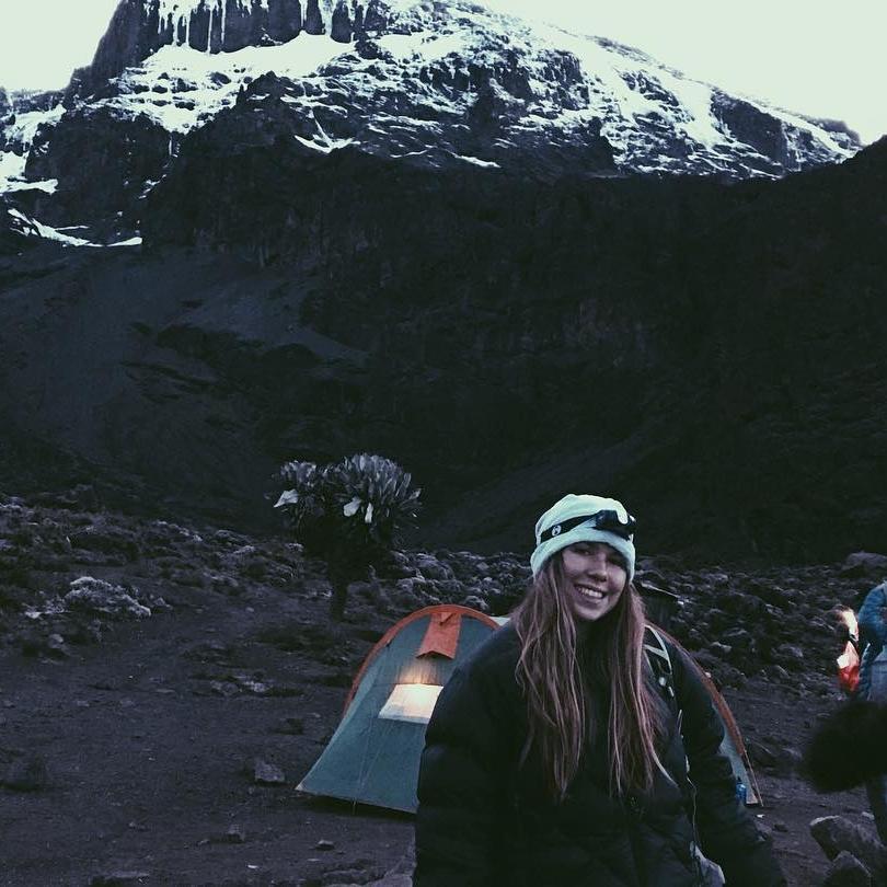 Lexa Nutter  Boston University  Challenges:  Kilimanjaro   Everest Base Camp