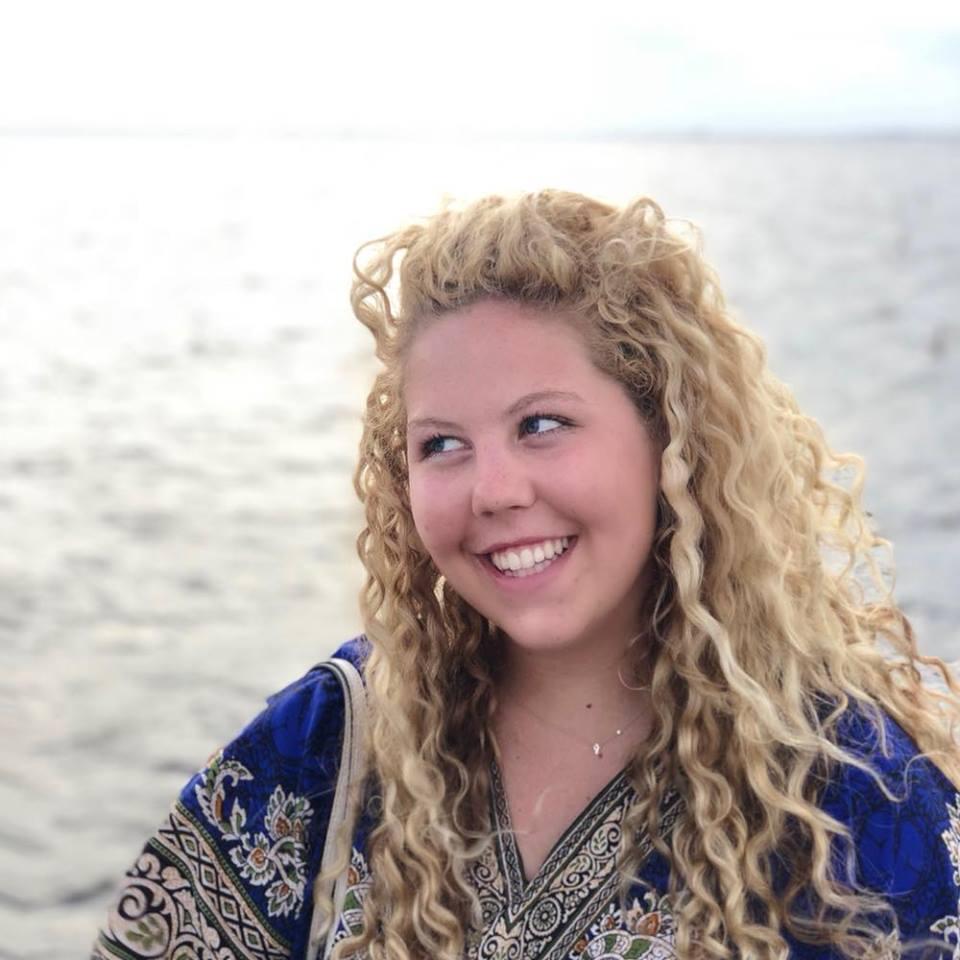 Julia Ledane  George Washington University  Challenge:  Everest Base Camp