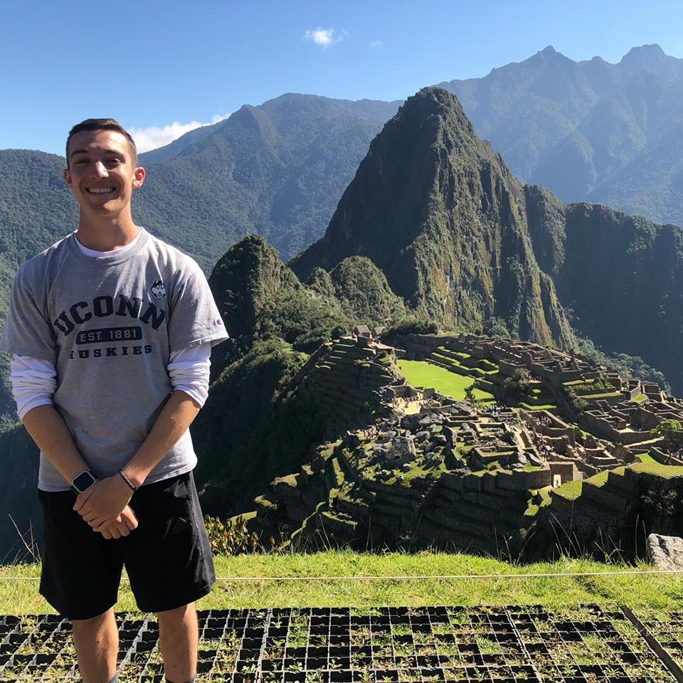 Nick Lombardo  University of Connecticut  Challenge:  Kilimanjaro