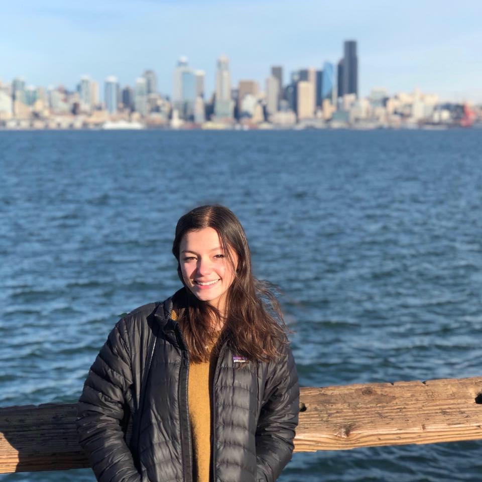 Phoebe Elizaga  George Washington University  Challenge:  Kilimanjaro