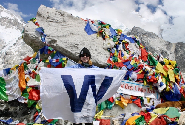 Choose a Challenge In The News  BC Students Trek To Mt. Everest Base Camp    CLICK HERE