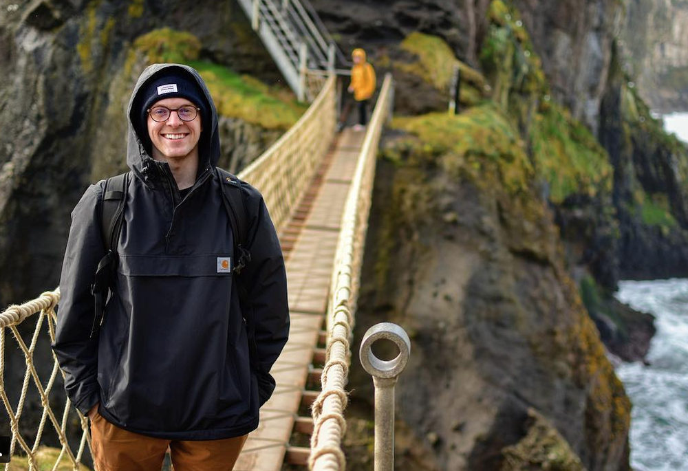 This month we have an incredible story from one of our newest trekkers,  Liam Mahoney . Liam was involved with Big Brothers Big Sisters when he was younger, and now he'll have the opportunity to fundraise for them through Choose a Challenge.  He has already fundraised just under $1,300  so we chatted to him about some tips and advice, plus his connection to the cause.