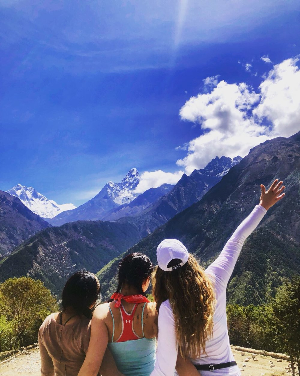 Earn discounts, add invaluable resume & leadership experience, travel with friends and trek to the base of the world's tallest mountain