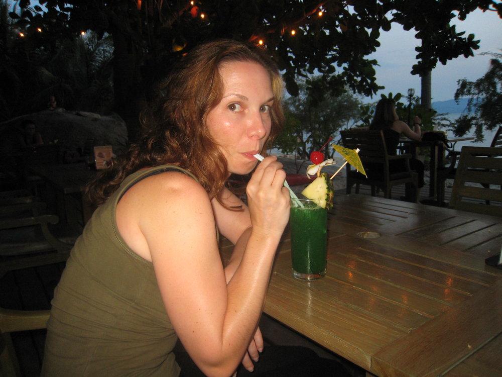 Caroline in Thailand