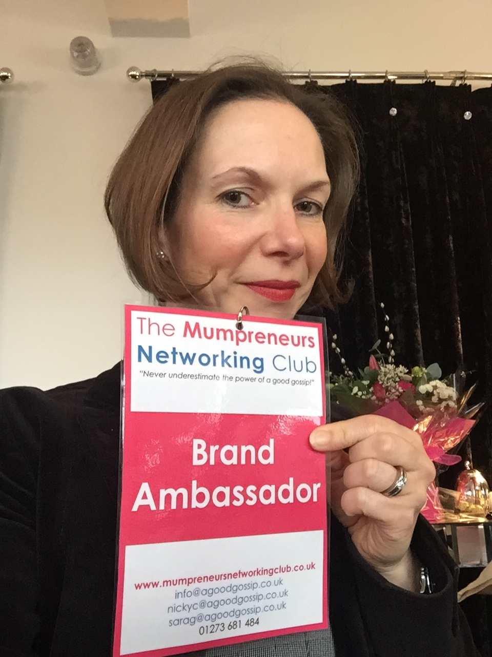 Brand Ambassadors for Mumpreneur
